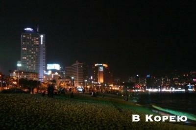 Хэундэ ночью