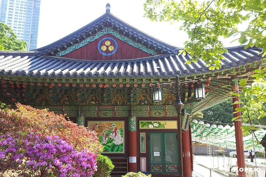 Свастика в корейской культуре