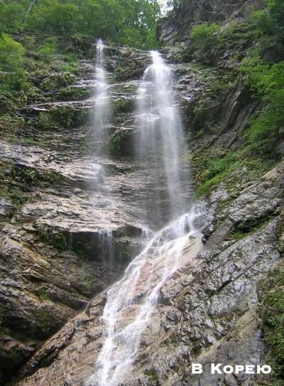 водопад Гукок
